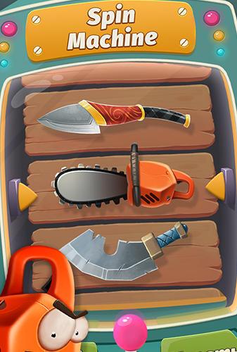 Arcade-Spiele Flip fun king für das Smartphone