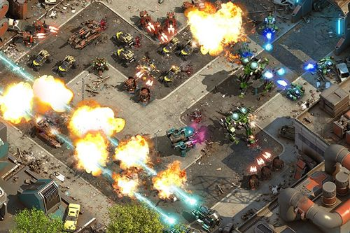 Epic war 2为iPhone