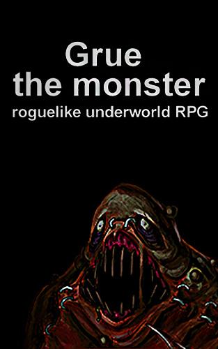 Grue the monster: Roguelike underworld RPG screenshot 1