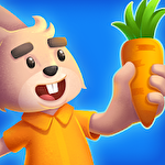 Run for carrot icono