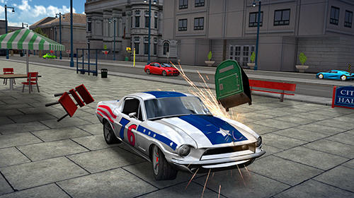 Car driving simulator: SF für Android