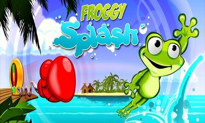 Froggy Splashcapturas de pantalla