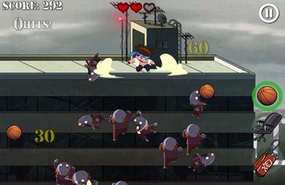 Скриншот Последний выживший на крыше на Айфон