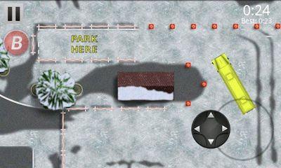 Logikspiele Parking Truck für das Smartphone