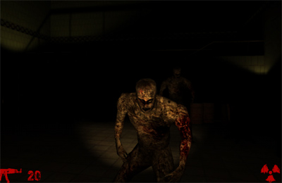 Multiplayer games: download Affliction: Zombie Rising to your phone