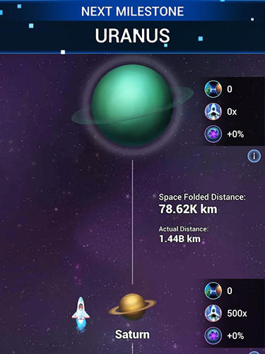 Star tap: Idle space clicker für Android