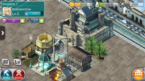 RPG Valkyrie: Crusade für das Smartphone