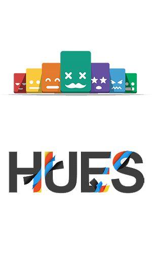 Hues game: Threes powered up! Symbol