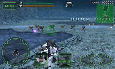 Action Destroy Gunners SP II:  ICEBURN for smartphone