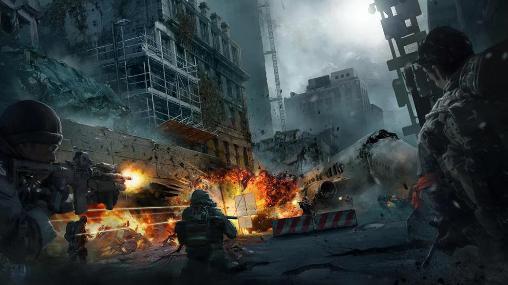 Zombie Shooter Dead target: Zombie 2 auf Deutsch