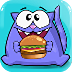 Feed the cat game Symbol