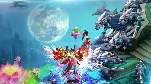 Strategische RPG-Spiele Swords of immortals: Fantasy and adventure auf Deutsch