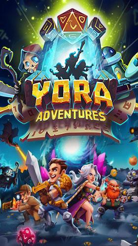 Yora adventures скриншот 1