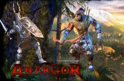 logo World of Anargor - 3D RPG