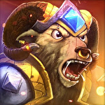 Battle rams: Clash of castles. Action RPG moba icono