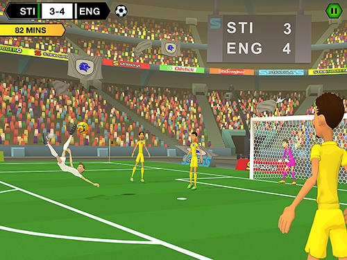 Stick soccer 2 für Android
