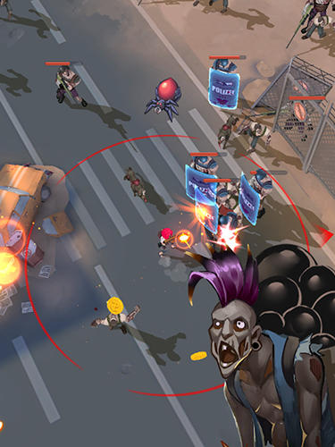 Mow Zombies pour Android