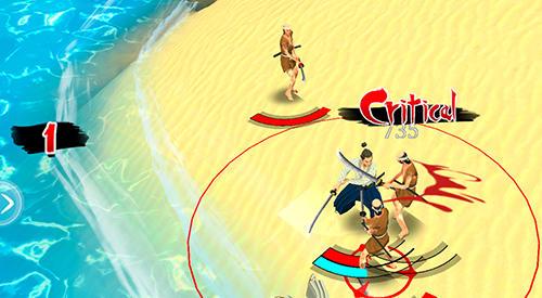Bushido saga: Nightmare of the samurai Screenshot