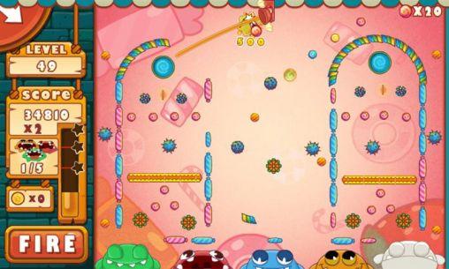 Arcade Catch the candies für das Smartphone