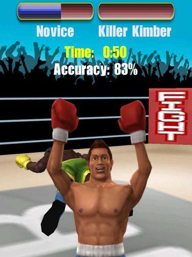 Screenshot Pocket boxing: Legends on iPhone