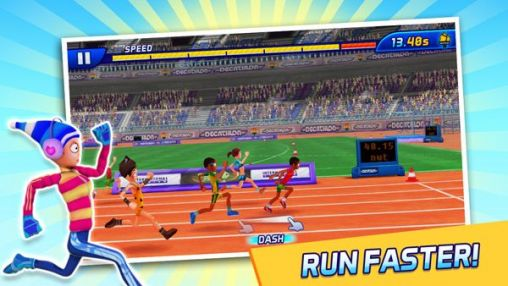 The Activision Decathlon for iPhone for free