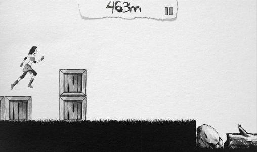 Juegos de arcade Sketchbook adventure para teléfono inteligente