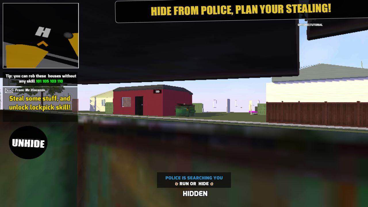 Steal 'N Loot capture d'écran 1