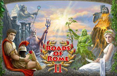 logo Straßen von Rom 2