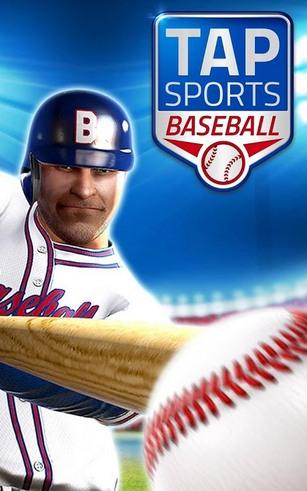 Tap sports baseball Symbol
