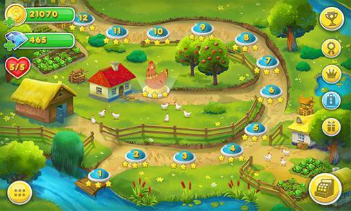 Jolly days: Farm для Android