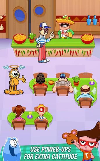 Spiele basierend auf Zeichentrickfilmen Garfield: Eat. Cheat. Eat! auf Deutsch