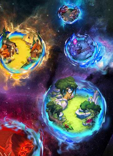 Arcade-Spiele Tiles and tales: Puzzle adventure für das Smartphone