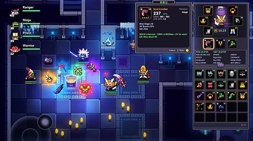 Pixel My heroes: Dungeon adventure auf Deutsch