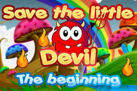 Save the little devil: The beginning for iPhone