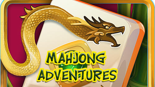 Mahjong adventures capture d'écran 1