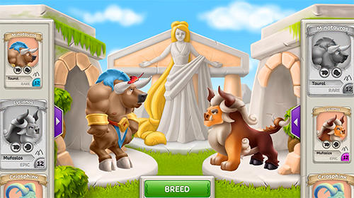 Legends of Olympus für Android