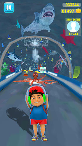 Madness rush runner: Subway and theme park edition screenshot 4