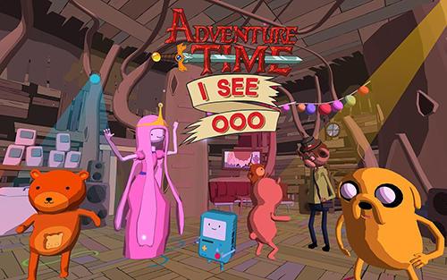 Adventure time: I see Ooo скріншот 1