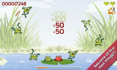The Froggies Game Screenshot