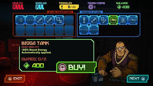 Galak-Z: Variant mobile capture d'écran 1