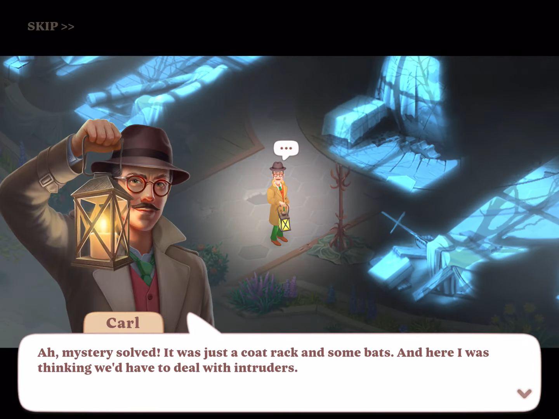 Manor Matters screenshot 1