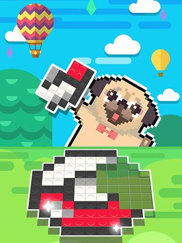 Simulator-Spiele: Lade Tal der Blöcke: Dein Virtuelles Haustier auf dein Handy herunter