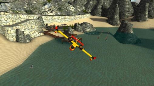 Arcade-Spiele: Lade Ferngesteuertes Flugzeug 2 auf dein Handy herunter