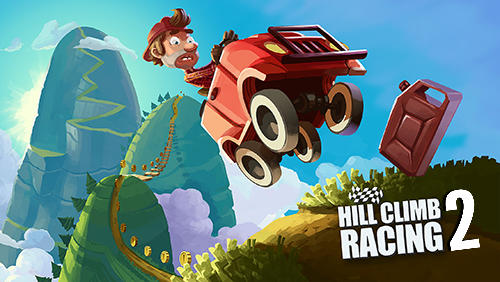 Hill climb racing 2 captura de pantalla 1