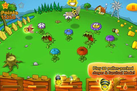 Bienenfarm für iPhone