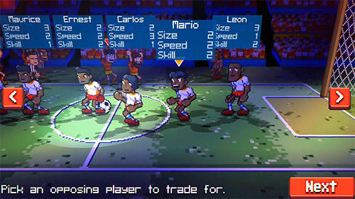 Super jump soccer для Android