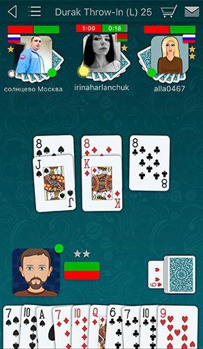 Durak Online für iPhone
