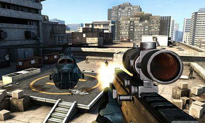 Juegos en línea Modern Combat 3 Fallen Nation en español