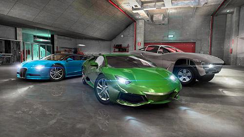 Real car driving experience: Racing game Screenshot