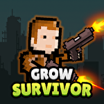 Grow survivor: Dead survival Symbol